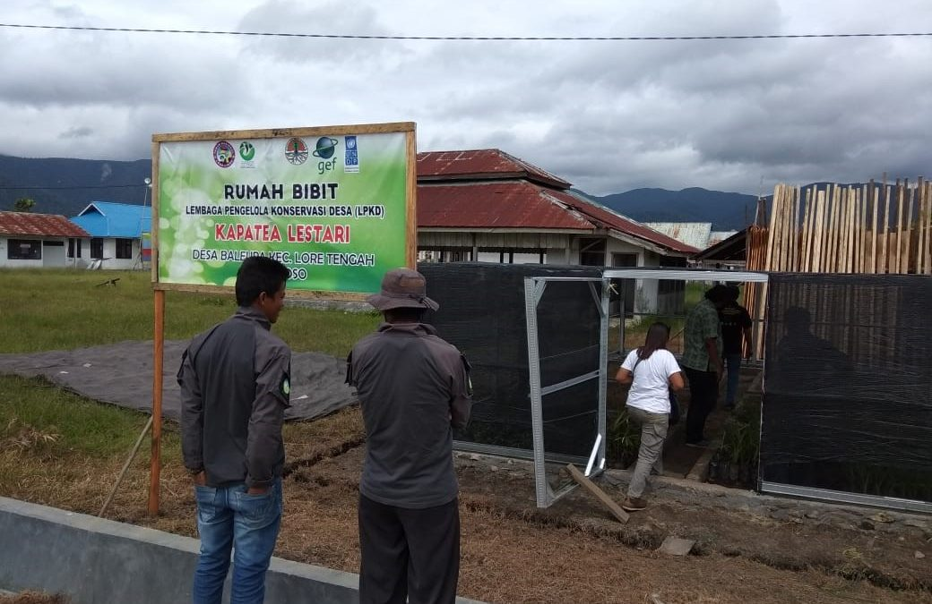 Membina Lembaga Pengelolaan Konservasi Desa Sekitar TN Lore Lindu