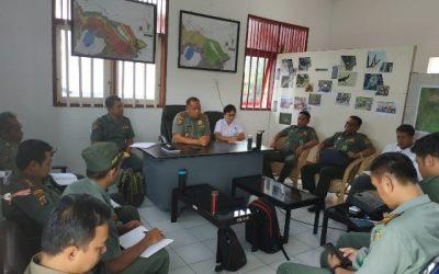 Pembinaan Polisi Kehutanan Lingkup Balai Besar Taman Nasional Lore Lindu