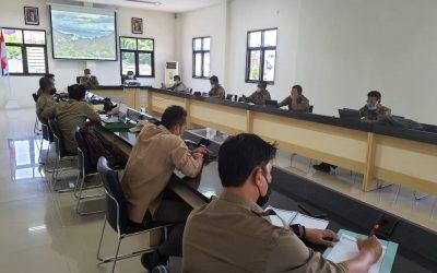 Sinergi Perkembangan Tata Batas Kawasan Hutan TN Lore Lindu Bersama Balai Pemantapan Kawasan Hutan (BPKH) Wilayah XVI Palu