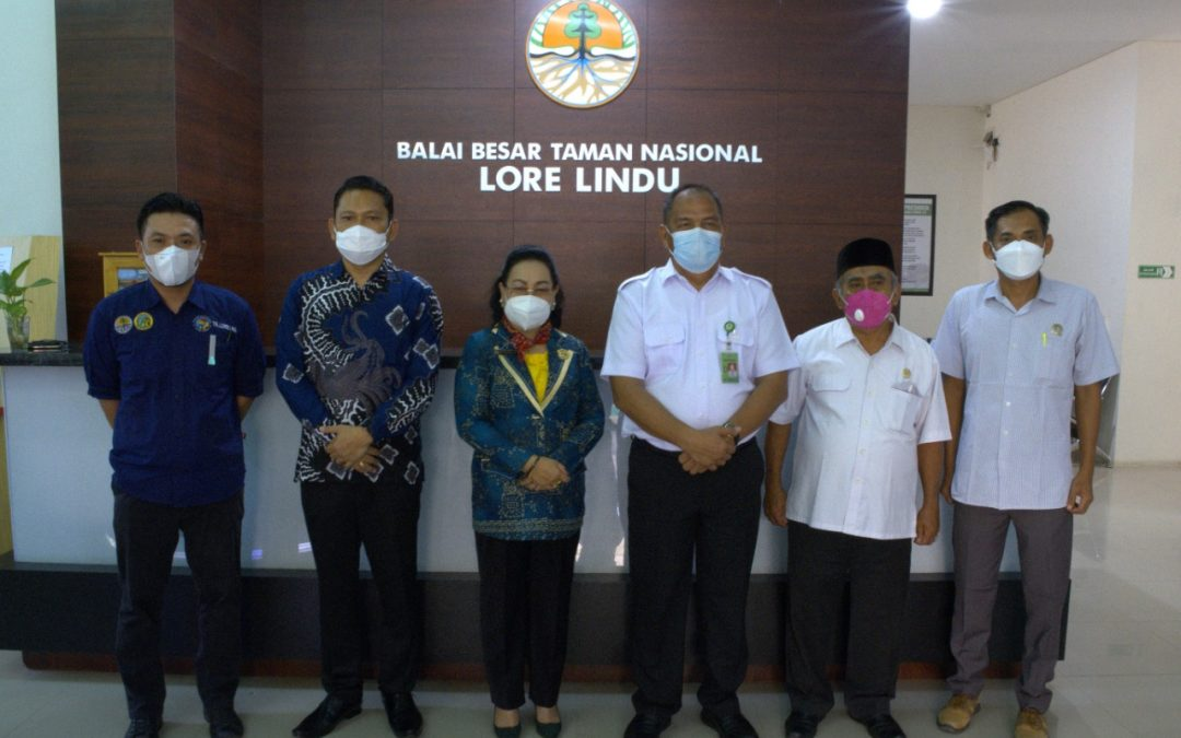 Rapat Koordinasi BBTNLL dengan DPRD Kabupaten Poso