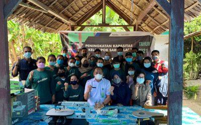 BBTNLL Lakukan Peningkatan Kapasitas Kelompok Masyarakat Sekitar Kawasan